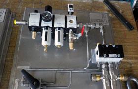 Pannelli pneumatici | Biasetton Oleodinamica S.r.l.